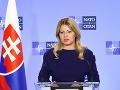 Prezidentka chce, aby slovenská diplomacia bola naďalej kvalitná a rešpektovaná