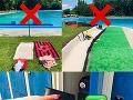 Polícia upozorňuje na doklady na kúpaliskách