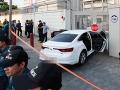 V Soule zaútočili na americkú ambasádu: Auto viezlo plynové bomby, muža okamžite zatkli