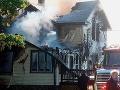 Dráma v americkom Wisconsine: Požiar domu si vyžiadal životy štyroch detí a dvoch dospelých