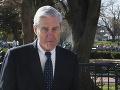 Vyšetrovateľ Mueller bude verejne vypočúvaný v Kongrese: Trump to označil za zastrašovanie