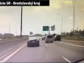Rýchlo a zbesilo na slovenský spôsob: Žiadna sranda, VIDEO riskantného manévrovania