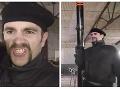 Šokujúce video, ktoré vzniklo pred streľbou v Horovciach: V hlavnej úlohe obvinený čudák Martin (35)
