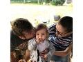 Synček Martina Madeja a Paulíny Ištvancovej Markus, oslávil prvé narodeniny.