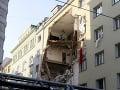 Počet obetí explózie vo Viedni sa zvýšil: Hasiči potvrdili druhú obeť