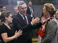 Chorvátska snaha priniesla svoje ovocie: Belgicko dostalo na frak, Radu Európy povedie táto žena