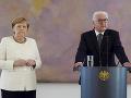 Čo sa to deje? VIDEO Merkelová opäť stredobodom pozornosti, ďalší záchvat na verejnosti