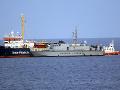 Migranti sú neustále na ceste do Európy: Marocké námorníctvo ich zachránilo pri Gibraltáre