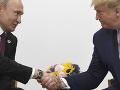 Trump na strane Ruska: Podporil myšlienku opätovného pričlenenia krajiny ku G7