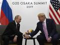 Trump slovami chvály na Putina nešetril: Je to pre mňa česť byť s ruským prezidentom, vyhlásil