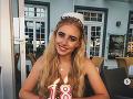 Alexandra Horňáková nedávno oslávila plnoletosť.