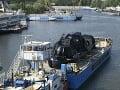 Za nehodu môže kapitán lode! Maďarská polícia obvinila Ukrajinca