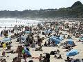 Horúčavy zasiahli Európu: Vo Francúzsku padol historický rekord, Španielsko hlásil mŕtvych