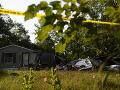 FOTO Smrť prišla nečakane: Lietadlo narazilo do domu, zahynul pilot a osoba vo vnútri
