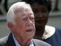 Exprezident Carter o výhre Trumpa: V úrade je iba vďaka zasahovaniu Ruska