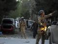 V Afganistane sa stále bojuje: Pri prestrelke s členmi Talibanu zahynuli štyria policajti