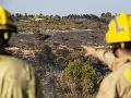 FOTO Dobrá správa z Katalánska: Hasiči dostali mohutný lesný požiar pod kontrolu