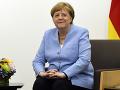 Merkelová vyzvala na boj proti extrémizmu: Bez takýchto činov by ústava nemala takúto podobu
