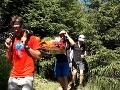 Horskí záchranári pomáhali vo Vysokých Tatrách: FOTO Zranili sa dve deti