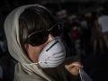 FOTO Tisíce ľudí pochodovali v Madride za zákaz znečisťujúcich áut: Chcú ísť vzorom pre Európu