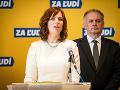 Kiska je pripravený byť premiérom: Po rokoch Ficovej vlády všetci túžime po zmene, vyhlásila Remišová