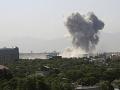 FOTO Silná explózia v Kábule otriasla Afganistanom: Hlásia 50 zranených