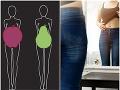 Štíhle ženy s tukom na stehnách sú zdravšie než tie, ktorým sa ukladá na bruchu, vedci vysvetlili prečo