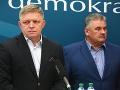 Fico nevidí dôvod na predčasné parlamentné voľby: Neexistujú žiadne podmienky, tvrdí šéf Smeru