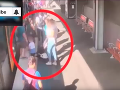 VIDEO Zábery z bezpečnostnej kamery: Dieťa spadlo na vlakovej stanici, rodičia, dávajte pozor