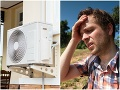 Slovákov trápia horúčavy, nepodceňujte nebezpečenstvo! RADY, ako sa schladiť aj bez klimatizácie