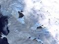 Vedcov ohromil objav pod ľadovou pokrývkou v Grónsku