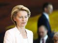 Európska únia bude intenzívne pracovať na pobrexitovej dohode, hovorí Von der Leyenová
