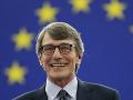 Nevedel, že bude kandidovať: Novým predsedom EP sa stal taliansky socialista, kto je Sassoli?