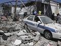 Sily podporujúce vládu v Tripolise opätovali smrtiace útoky: Zaútočili na základňu protivníkov
