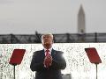 FOTO Oslavy Dňa nezávislosti: Pre Ameriku nie je nič nemožné, povedal Trump