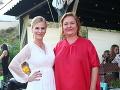 Barbora Balúchová s režisérkou Inez Kridlovou
