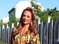 Zora Czoborová na prehliadke Jasminy Alagič a Milana Švingála.