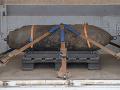 Zneškodnená 500-kilogramová letecká bomba