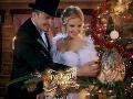 TV joj omylom zaradila do vysielania vianočnú grafiku.
