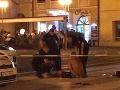 FOTO Trnavčanov ohrozoval muž so zbraňou: Mieril aj na policajtov, prekvapivé zistenie vyšetrovateľov