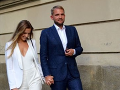 Libor Bouček a Gabriela Bendová spolu randia už 5 rokov.