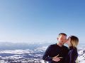 Svadba Libora Boučka a Gabriely Bendovej by mala byť ešte tento rok.