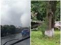 Ukrajinou sa prehnalo ničivé tornádo: VIDEO Udrelo len pár kilometrov od Slovenska