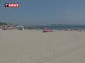 Záblesk a potom šok: VIDEO Zábava na pláži nemala ďaleko od tragédie, chlapček (10) v kritickom stave