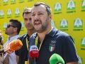 Za úspechom talianskych populistov majú byť peniaze z Moskvy: Salvini sa vyhráža žalobou