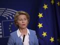 Von der Leyenovú čaká rozhodujúci deň: Stále nemá istotu dostatočnej podpory