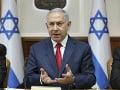Netanjahu sa búri: Chce zabrániť vzniku menšinovej vlády s podporou arabských strán