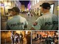 Brutálna bitka v srdci Bratislavy: FOTO Chuligánov zadržali vyše sto, Slováci ich zvozili pod čiernu zem!