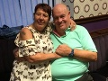Manželia Norma a Paul