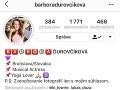 Na Barborinom profile už oficiálne svieti priezvisko Ďurovčíková.
